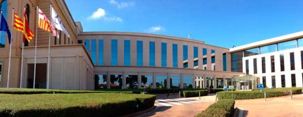 Centro Médico Teknon Lateral