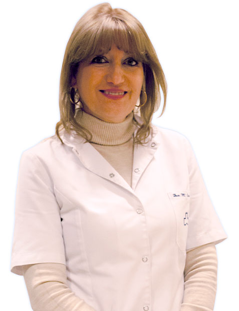 Doctora Maria Luisa Moro